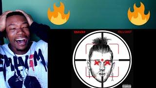 [RE UPLOAD] EMINEM DESTROYED MACHINE GUN KELLY!!! - KILLSHOT [Official Audio] Reaction