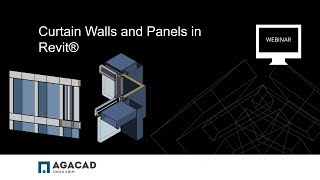Curtain Walls & Panels: Designing Highly Detailed Frames in Revit