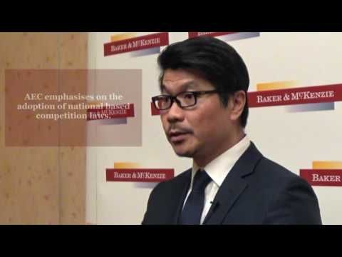 Overview of the competition law environment in ASEAN.