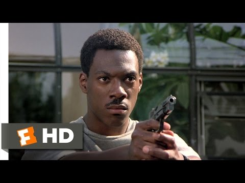 Beverly Hills Cop (9/10) Movie CLIP - Shootout at Maitland's (1984) HD