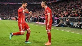 Bayern Munich vs  Borussia Dortmund   Resumen de Juego   31 marzo, 2018