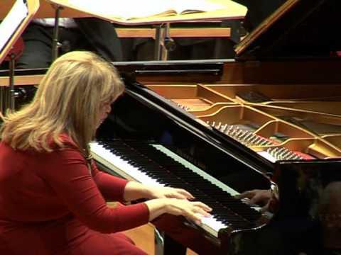 Chopin - Piano Concerto No. 2 (3/3) (Idil Biret, Piano, Yale Symphony Orchestra)
