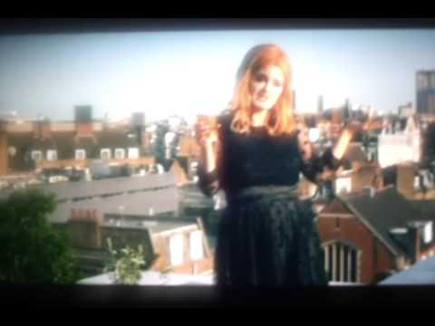 Morgana Robinson as Adele Boozin in the streets