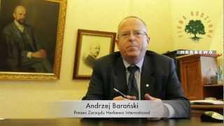 Andrzej Barański - Herbewo - zaprasza na u-Rodziny 9-11.2012