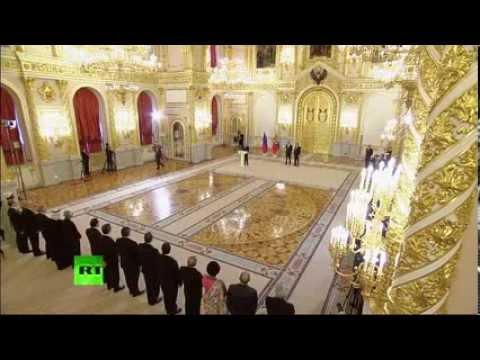 Владимир Путин принял верительные грамоты иностранных послов