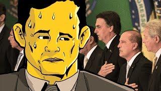 De herói a bobo da corte: Sergio Moro pode renunciar ao cargo de ministro
