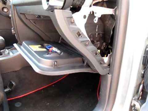 Seat Ibiza 6l Bremselement F 252 R Handschuhfach Nachr 252 Sten