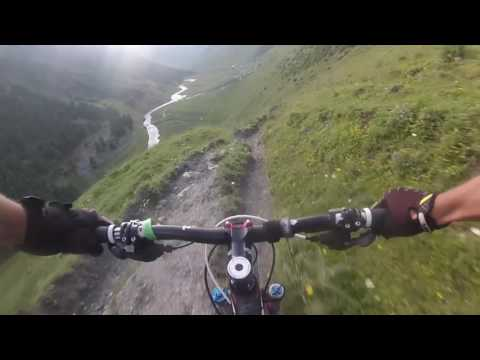 Mountain Biking , Georgia, tusheti