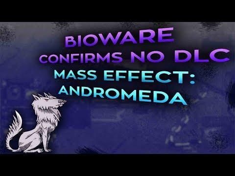 Bioware confirms no DLC for Mass Effect Andromeda