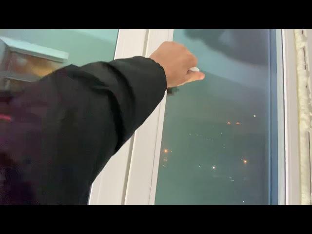 Смотреть видео Теплое остекление