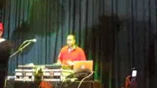 The Beatnuts - buying out the bar Live Bogota, Colombia