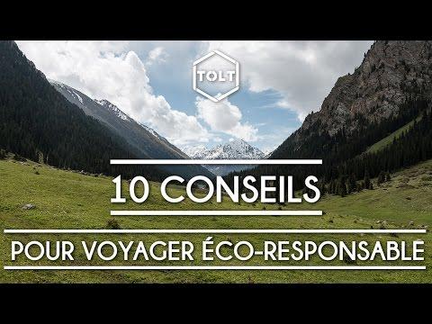 Comment voyager écolo et réduire son impact environnemental ? - Les astuces de Tolt #1