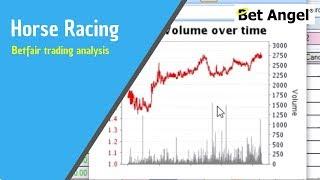Peter Webb, Bet Angel - Betfair trading analysis - Horse racing