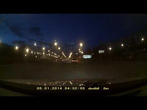 Ночная съемка Dunobil Zen