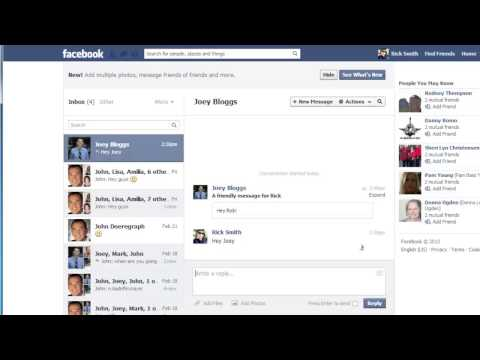 How to Check and Change Facebook Email