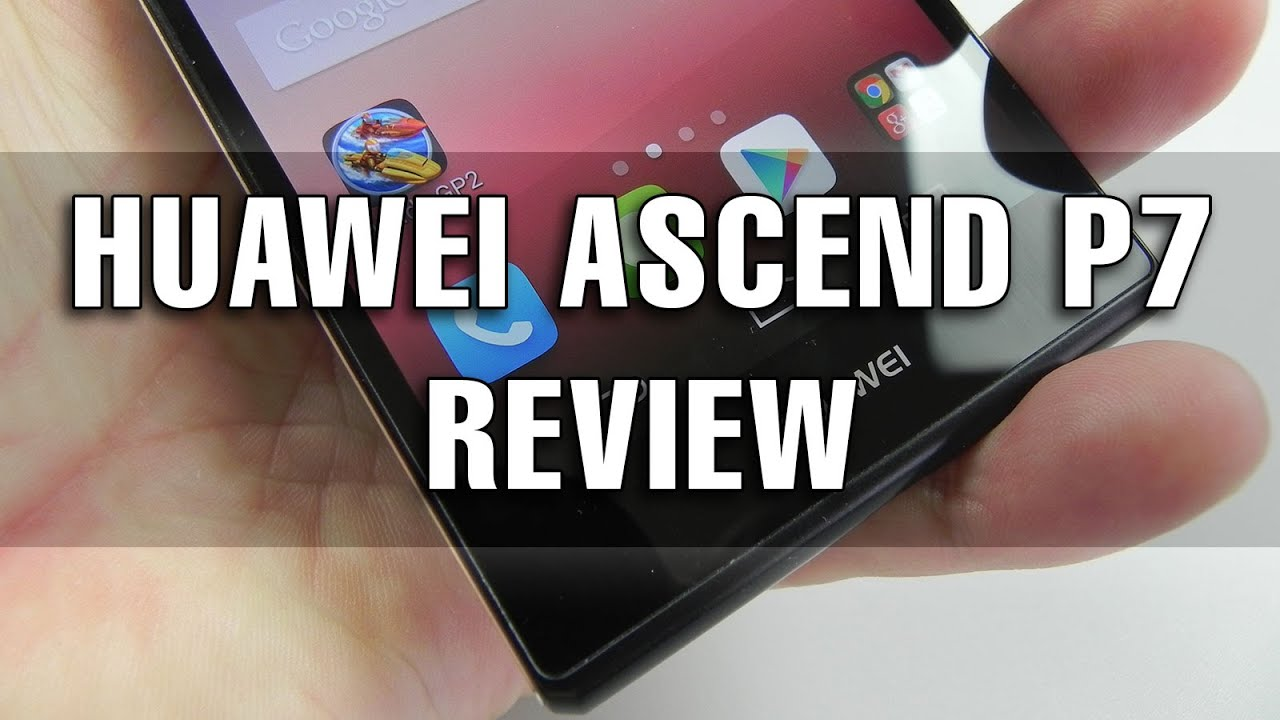 Huawei Ascend P7 Review (Emotion UI 2.3/Benchmarks/Camera ...