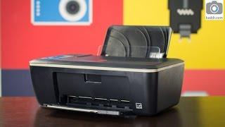 HP Deskjet Ink Advantage 2520hc - Огляд МФУ з економічною кольоровий та ч/б печаткою