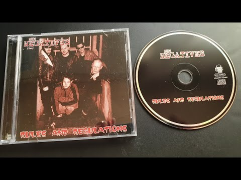 The Negatives – Rules And Regulations (Full Album, 2002)