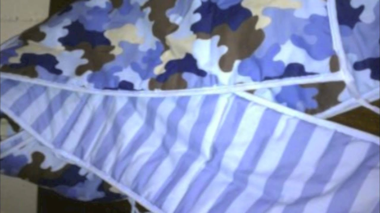 Camo Baby Bedding For Boys Amp Girls In Blue Or Pink