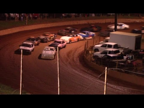Winder Barrow Speedway Stock Four Cylinders 8/15/15