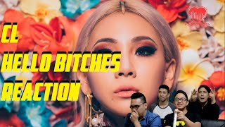[4LadsReact] CL - HELLO B*TCHES DANCE Perf MV Reaction MP3