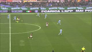 Roma - Lazio 2-2 - Highlights - Giornata 18 - Serie A TIM 2014/15