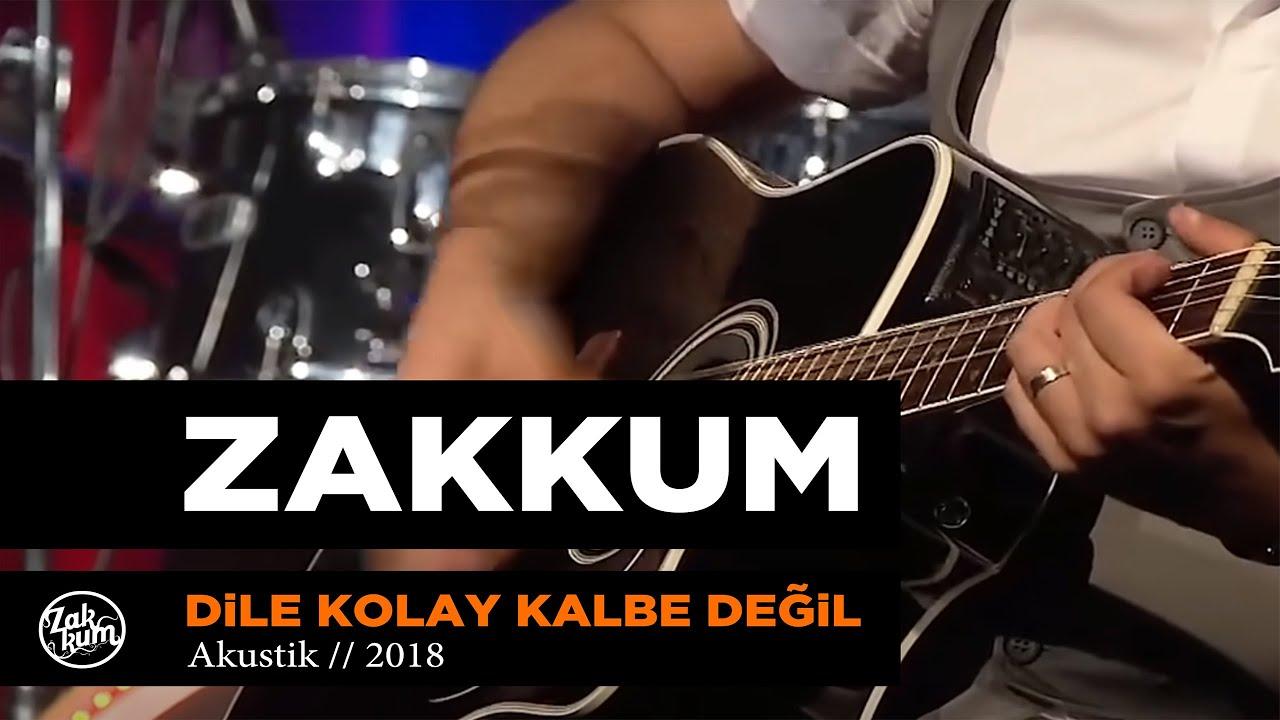 Zakkum, Akustik Konser