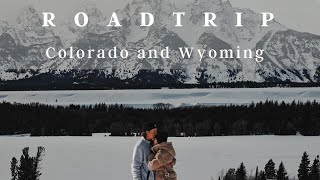 Road Trip in the Van | Colorado and Wyoming Vlog | Caelynn Miller-Keyes