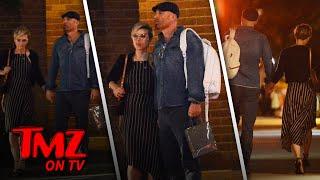 Scarlett Johansson: Date Night With Her Lawyer! | TMZ TV