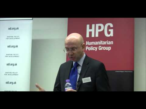 HPG Lecture: Alexander Alimov of Ministry of Foreign Affairs of the Russian Federation