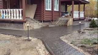 видео Придомовые постройки