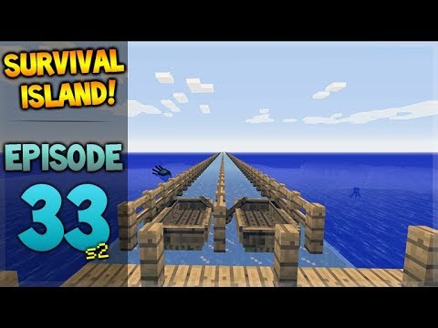 Minecraft Xbox - Survival Island - The Ice-path To New Lands Episode 33