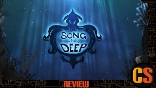 SONG OF THE DEEP - PS4 REVIEW