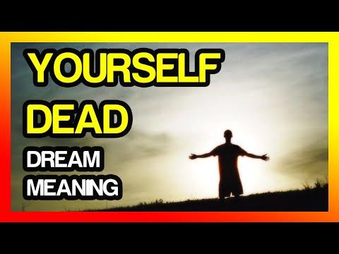 Seeing Yourself Dead In Dream Meaning (Dream Interpretation)