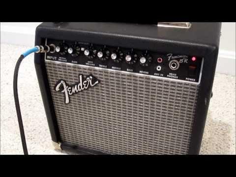 Fender 15R Review