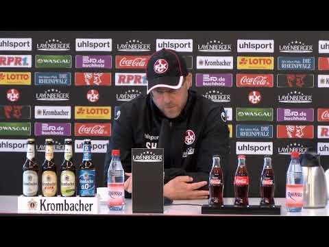 Livestream: Pressekonferenz nach dem Heimspiel gegen den VfR Aalen