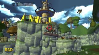Ratchet and Clank HD Platinum Guide - Vehicle Bombardier Trophy {HD}