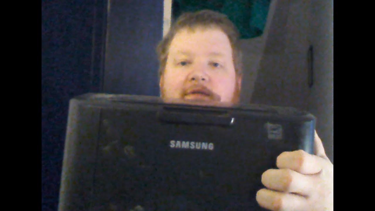 Samsung ML-1665 Teardown - The Lost Footage
