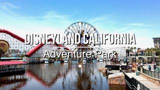 Disney California Adventure Park Experience   California, USA