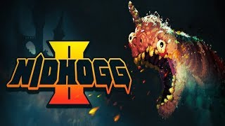 Nidhogg 2 [Complete Arcade Mode] - Gameplay PC