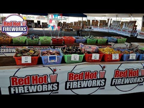 FIREWORKS SHOPPING RED HOT FIREWORKS PHOENIX AZ BUY ONE GET ONE FREE 2018