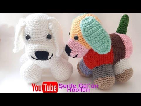 Amigurumi elbiseli örgü oyuncak tavşan modelleri yapılışı ... | 360x480