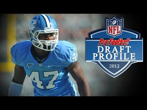 North Carolina LB Zach Brown Draft Profile