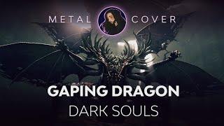 Metal Souls - Gaping Dragon Theme Metal Cover (Dark Souls OST) + tab