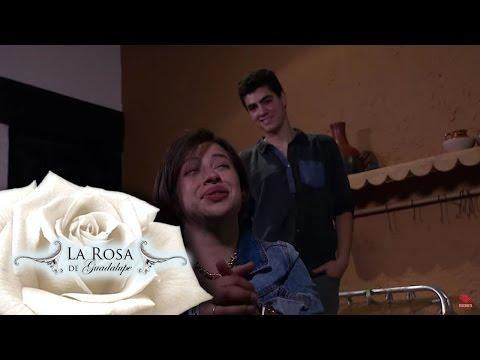 Henry secuestra a Michelle   Por culpa del amor   La Rosa de Guadalupe
