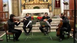 Brothers (The Mission) - Ennio Morricone - (Cuarteto Diferencias)