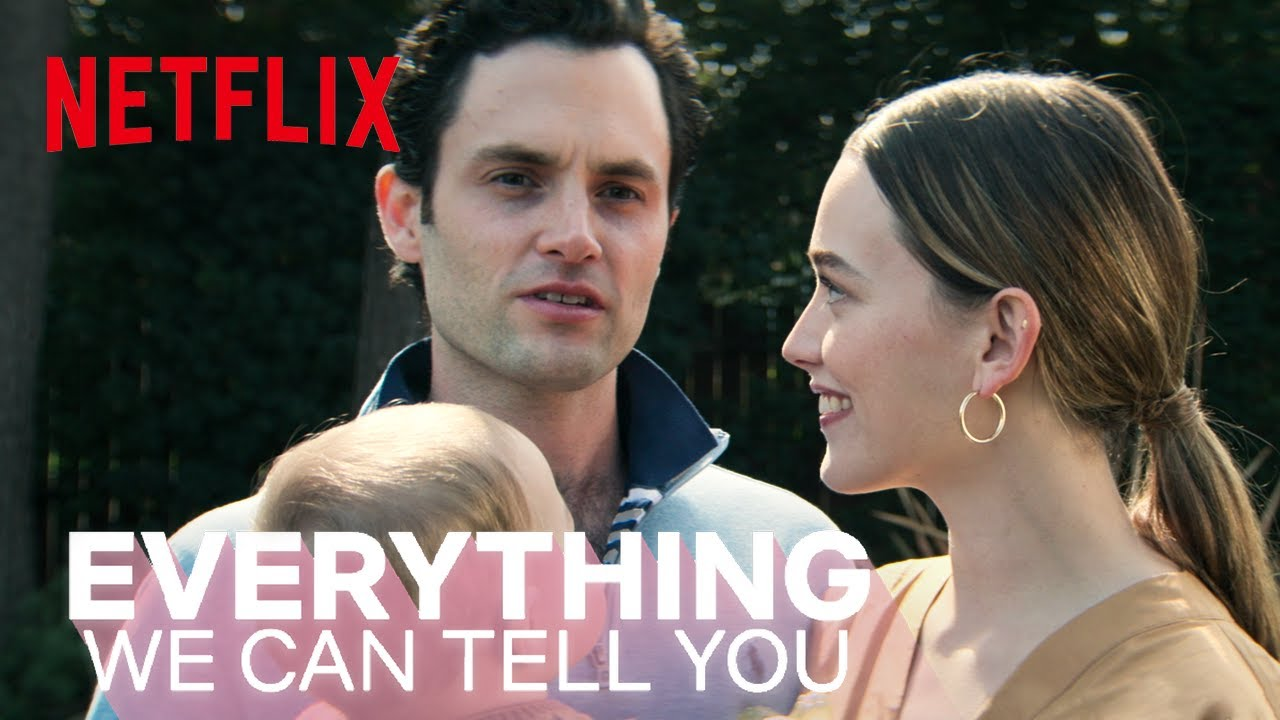 YOU: Everything We Can Tell You About Season 3   Netflix
