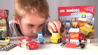 ТАЧКИ-3 ЛЕГО ДЖУНИОР  CARS-3 LEGO JUNIOR