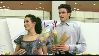 [HD] Marie-France Dubreuil and Patrice Lauzon - 2000 Four Continents - Free Dance