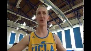 BSR TV: UCLA C Thomas Welsh